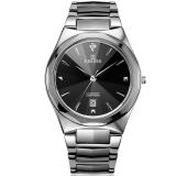 依波(EBOHR)手表 钨钢系列石英情侣表男表05625239