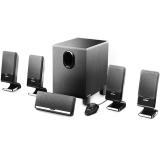 漫步者(EDIFIER) R151T 5.1聲道 多媒體音箱 音響 電腦音箱 黑色