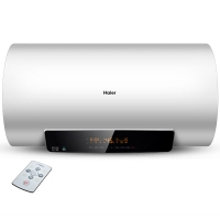 海尔(Haier)60升电热水器 5倍增容速热遥控预约 一级能效节能抑菌专利2.0安全防电墙EC6003-G6
