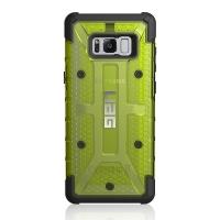 UAG 三星S8 plus手机壳 防摔保护套 适用于三星S8+ 6.2英寸 透明黄色