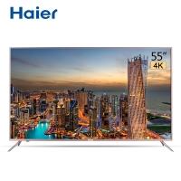海尔 (Haier)LU55K82  55英寸4K超高清智能模块化软硬件双升级纤薄液晶电视(金色)