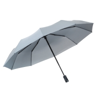 obolts 全自动雨伞折叠大双人雨伞男女加固商务晴雨两用10骨