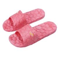 集暖 拖鞋 水立方情侣居家拖女式 西瓜红40码