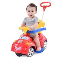 澳贝(AUBY) 益智玩具新年礼物送儿童 宝宝多功能手推车 孩子学走童车 464110DS