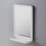 佳佰 强力贴壁方形镜 卫浴镜壁挂卫生间镜子酒店洗漱台镜子粘贴梳妆镜