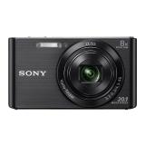 索尼(SONY) DSC-W830 数码相机 黑色(2010万有效像素 8倍光学变焦 25mm广角 全景扫描)