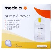 美德乐(Medela)母乳储存袋/储奶袋(10片装)