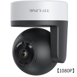 TP-LINK TL-IPC42A-4 1080P云台无线监控摄像头 360度全景高清红外夜视wifi远程双向语音 家用智能网络摄像机