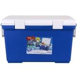 爱丽思(IRIS)车载保温箱冷藏箱 45升 CL-45 蓝色