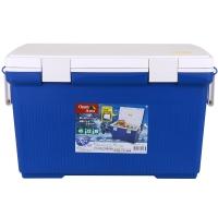 愛麗思(IRIS)車載保溫箱冷藏箱 45升 CL-45 藍色