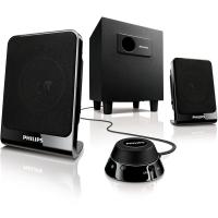 飛利浦(PHILIPS)SPA1312 2.1聲道多媒體音箱 音響 線控 電腦音箱