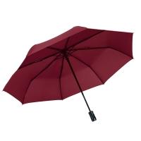 obolts 全自动雨伞折叠大双人雨伞男女加固商务晴雨两用 8骨