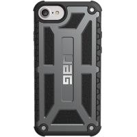 UAG iPhone8(4.7英寸)防摔手机壳保护套 适用于苹果iPhone8/iPhone7尊贵系列 太空灰