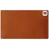 得力(deli)3690 桌面发热垫办公暖桌垫办公暖桌宝 发热鼠标垫 棕