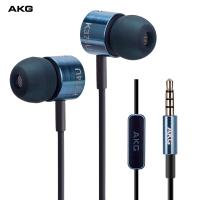 爱科技(AKG)K374U 入耳式耳机 线控手机耳机 HIFI音乐耳机 带麦克风话筒 通用 蓝色