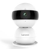 联想(Lenovo)看家宝 云台智能摄像机 高清夜视 360度全景旋转拍摄 无线WIFI网络智能摄像头 安防监控 看店看宠
