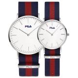 斐樂(FILA)情侶手表時尚簡約戶外防水石英表FLM/FLL38-778