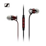 森海塞尔(Sennheiser)MOMENTUM In-Ear G Black 馒头入耳式耳机 手机耳机 黑色 安卓版