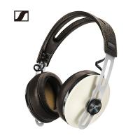 森海塞尔(Sennheiser)MOMENTUM Wireless 包耳式蓝牙无线耳机 主动降噪 白色