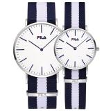 斐乐(FILA)手表时尚运动石英情侣款对表FLM/FLL38-778