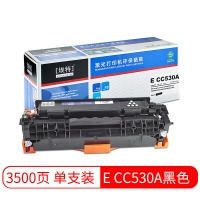 埃特(elite_value) E CC530A 黑色硒鼓 (适用惠普 Color LaserJet CP2025/2025n/2025dn/2025x)