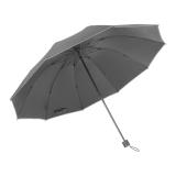 爱丽嘉(IDREAMY)夜行者雨伞男士折叠双人防风伞10骨大1.1米户外 灰色 99452