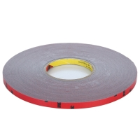 3M胶带 泡棉双面胶带 汽车/家居通用胶粘 无痕 耐水 耐用 耐高温 10毫米*33米 单卷装