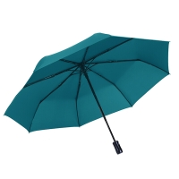 obolts 全自动雨伞折叠大双人雨伞男女加固商务晴雨两用