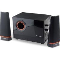 联想(Lenovo)C1530台式笔记本电脑音箱 音响 多媒体2.1声道低音炮 黑色