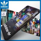 adidas(阿迪达斯) 苹果iPhone7\8 Plus手机壳 日系街头风时尚个性男潮牌女创意款 硅胶全包防摔软壳