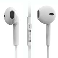 BYZ S366(立体重低音)通用式耳塞 手机耳机 白色