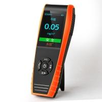 乐控 甲醛检测 PM2.5检测仪 室内霾表TVOC手持式便携式空气质量检测仪 LKC-1000E