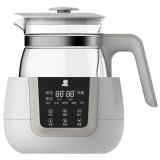 小白熊 恒温调奶器 多功能冲泡奶粉机恒温暖奶器水壶 0.8L HL-0856