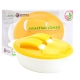 小介嘟(KIDOKARE)儿童餐具盒婴幼儿餐盒宝宝饭盒勺叉便携套装 鲜黄色 KK-05