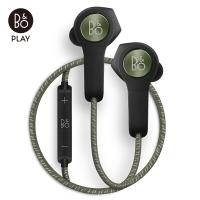 B&O PLAY H5 無線藍牙磁吸斷電入耳式音樂手機耳機 橄欖綠色