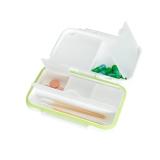 护立康 Fullicon收纳盒药盒 便携6格保健防潮药袋 DP001