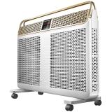 艾美特(Airmate)取暖器/家用电暖器/电暖气 遥控立体欧式快热炉 HL24088R-W