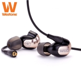 威士顿 Westone W60 HiFi降噪耳机 六单元动铁耳机入耳式 音乐手机耳机