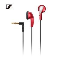 森海塞尔(Sennheiser) MX365 手机耳机 立体声耳塞 强劲低音 红色