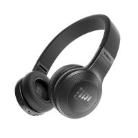 JBL E45BT 无线蓝牙 头戴式耳机 手机耳机 音乐耳机 游戏耳机 经典黑