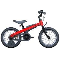 Ninebot九号儿童自行车儿童车男运动款 小孩宝宝男童单车14寸红色