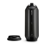 飞利浦(PHILIPS) BT6600B 便携式蓝牙小音箱 HIFI音响 低音炮 户外防水 移动电源 免提通话/NFC速连 金属黑