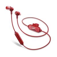 JBL E25BT 无线蓝牙 入耳式耳机 运动耳机 手机耳机 游戏耳机 胭脂红