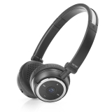 漫步者(EDIFIER) W670BT 高音质手机无线蓝牙耳机 头戴式耳机 音乐耳机 黑色