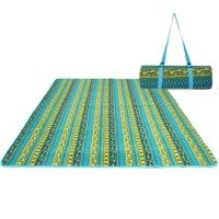 康尔 KingCamp 野餐垫 摇粒绒防潮垫 帐篷地席 户外便携 家庭版KG4703