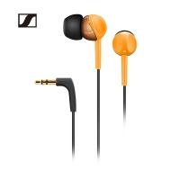森海塞尔(Sennheiser) CX215 时尚入耳式立体声耳机 耳塞 橙色