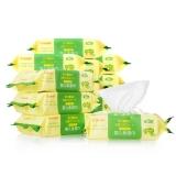 康贝(Combi)手口专用婴儿柔湿巾(80片*12包)新生儿宝宝湿纸巾套装(箱装)