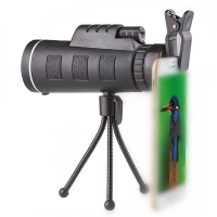JHOPT10X42HD单筒望远镜 高倍高清 微光夜视便携口袋镜 户外望远镜