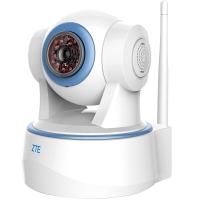 中兴(ZTE)小兴看看Blue 云存储三个月免费 360°智能网络摄像机 wifi无线监控摄像头 看家看店 高清夜视