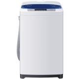 统帅(Leader)TQB60-@1 6公斤 全自动波轮洗衣机 智能模糊控制(白蓝色)海尔 荣誉出品